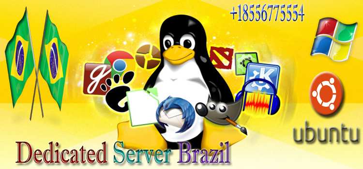 Dedicated Brazil Hosting