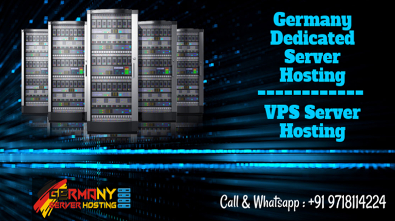 Germany Server Hosting Company Plans - Dedicated Server Hosting and VPS Hosting