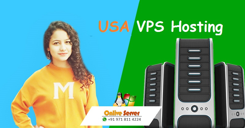 USA VPS Hosting - Onlive Server