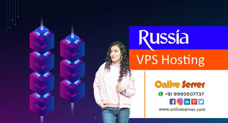 Russia VPS Server Hosting Plans Available At Onlive Server