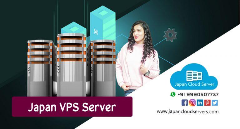 Japan VPS Server- A Way to Boost Work Efficiency