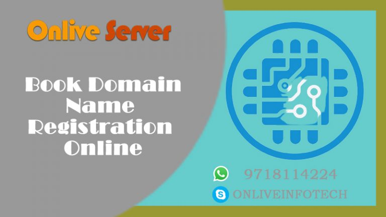 Book Domain Name Online- A Quick Guide for Beginners