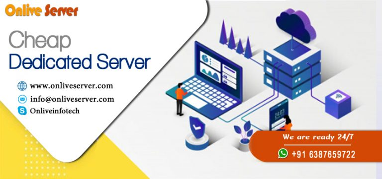 Buy The Cheap Dedicated Server Hosting to Promotion your website