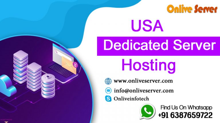 Buy Low-Cost Best USA Dedicated Server by Onlive Server
