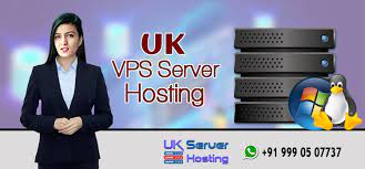 Develop Your Business with the UK VPS Server Hosting