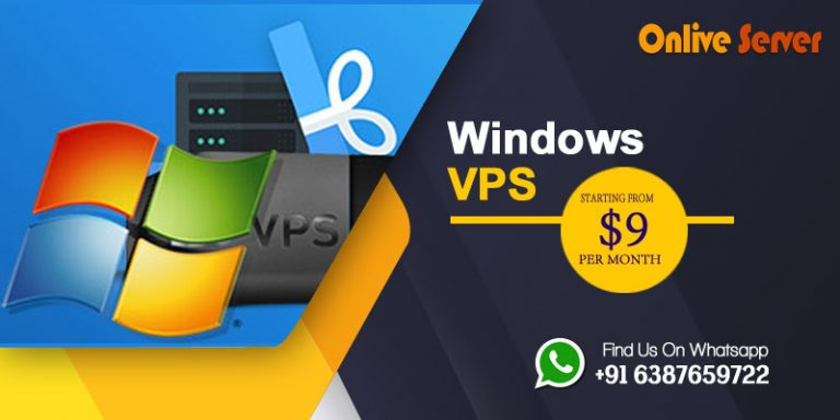 Get Started Business with Windows VPS Hosting